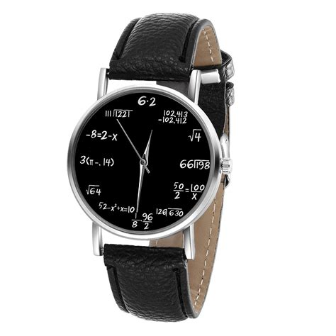 the equation unisex quartz water resistant