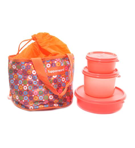 Tupperware Lunch Box tupperware girlz dayout lunch box by tupperware