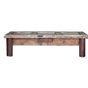 Oak long rustic coffee table coffee tables ideas