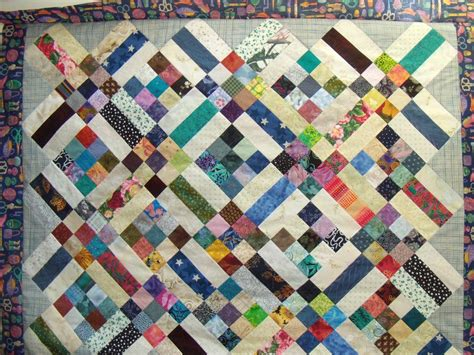 Patch Quilt by Nine Patch Variation S Quilts