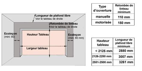 dimension porte de garage basculante standard porte de garage dimension voiture et automobile moto