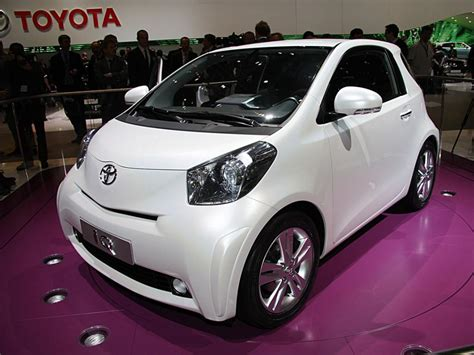 Quality Toyota Toyota Iq 7 High Quality Toyota Iq Pictures On