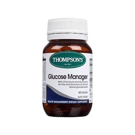 Thompsons Ultra Liver Detox Reviews by Thompsons Glucose Manager Home Pharmacy