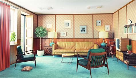 home design trends through the decades home decor through the decades the 70s