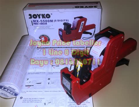 V Tec Price Labeller jual murah mesin label harga price labeller machine