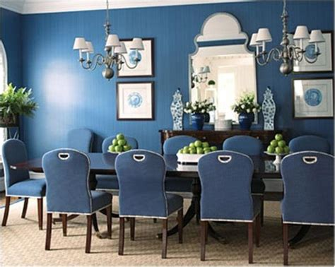 Blue Dining Room by 15 Radiant Blue Dining Room Design Ideas Rilane