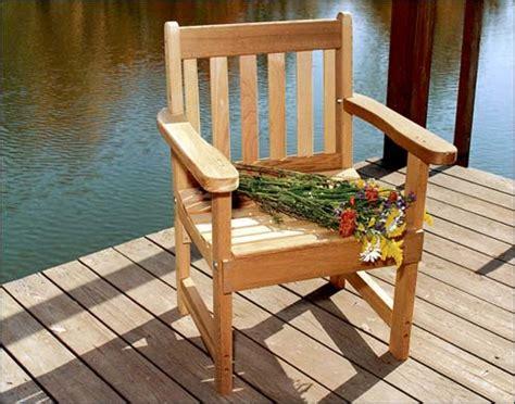 cedar patio chair plans pdf woodworking