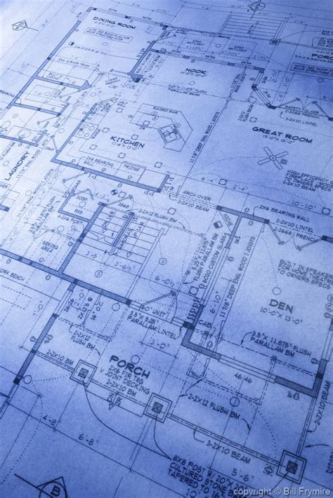 draft a blueprint of your home house blueprints