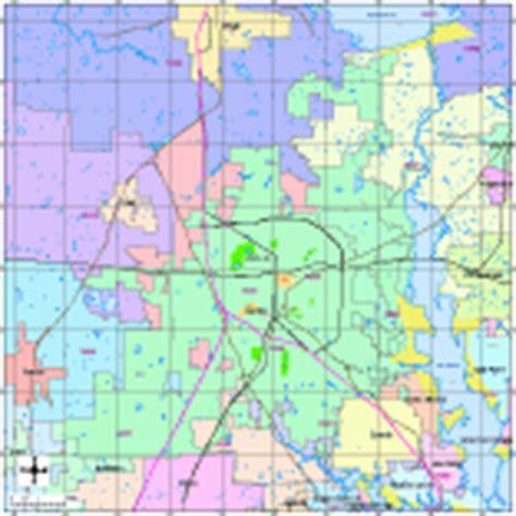 denton texas zip code map denton digital vector maps editable illustrator pdf vector map of denton
