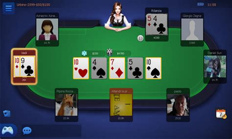 poker texas ita il texas holdem poker  lingua italiana
