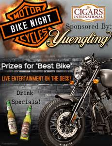 bike night flyer template postermywall