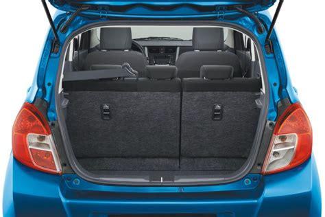 Suzuki Celerio Fuel Consumption Suzuki Celerio Technical Specifications And Fuel Economy