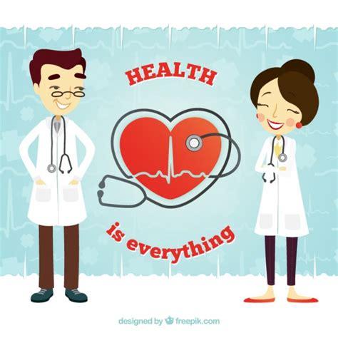 Imagenes Vectores Salud | la salud es todo descargar vectores gratis