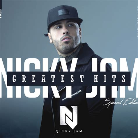 nicky jam greatest hits descargar nicky jam greatest hits special edition