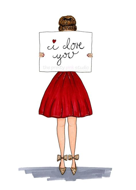 love fashion design print girl 1000 ideas about dress illustration on pinterest dress