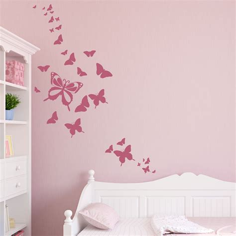 stickers for walls butterfly wall decals 2017 grasscloth wallpaper