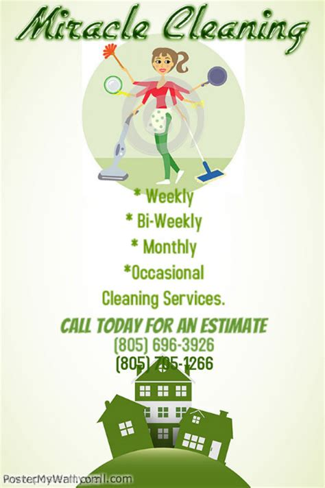 commercial cleaning flyer templates cleaning business flyer template postermywall