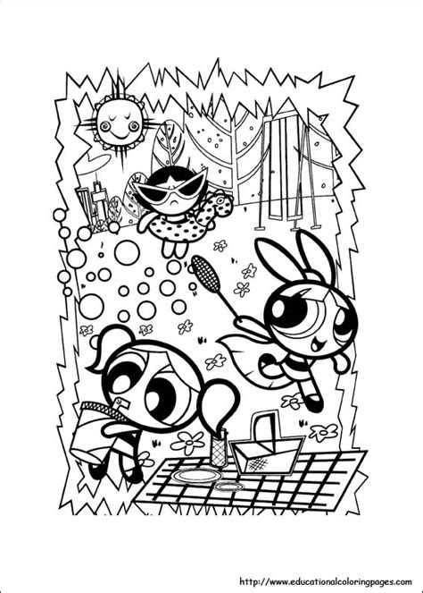 learning colors free printable uh oh power puff coloring pages free for