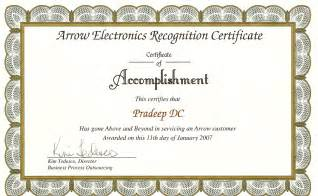 search results for employee of the month certificate