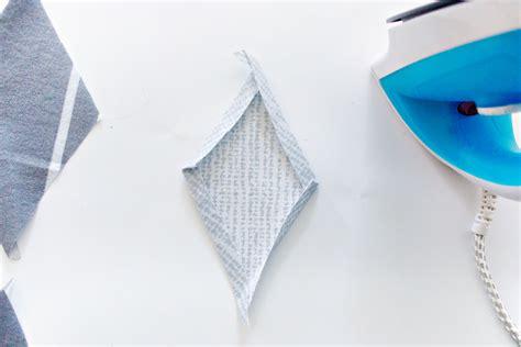 geometric pattern diy sewing diy geometric blanket