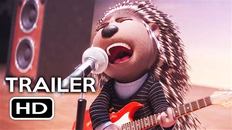 Sing Yesterday For Me 1 2 sing official trailer 1 2016 matthew mcconaughey johansson animated hd