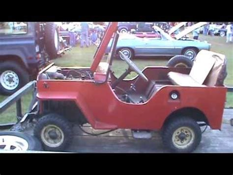 smallest jeep worlds smallest jeep youtube