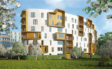 si鑒e social bouygues immobilier r 233 sidence ornatura bouygues immobilier