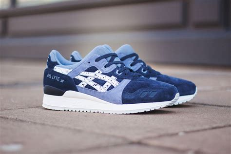 asics gel lyte iii indian ink hypebeast
