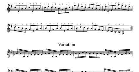 Suzuki Violin Etude Suzuki Violin Method V 1 12 Etude Musescore