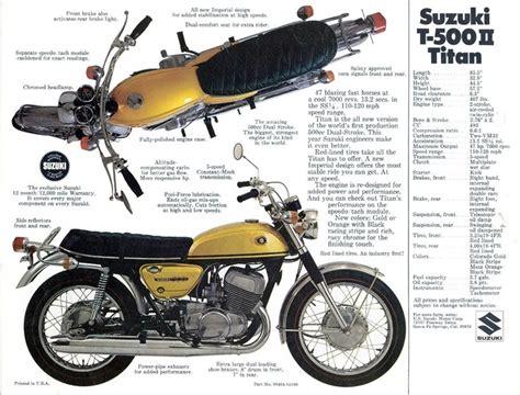 Elkins Suzuki 12 Best Images About Suzuki T500 Titan On Cars