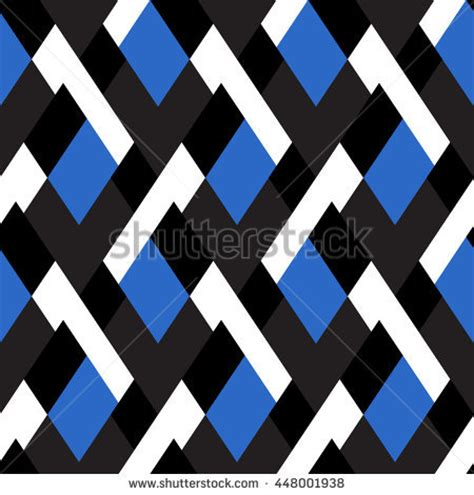 pattern black and blue diamond falls stock images royalty free images vectors