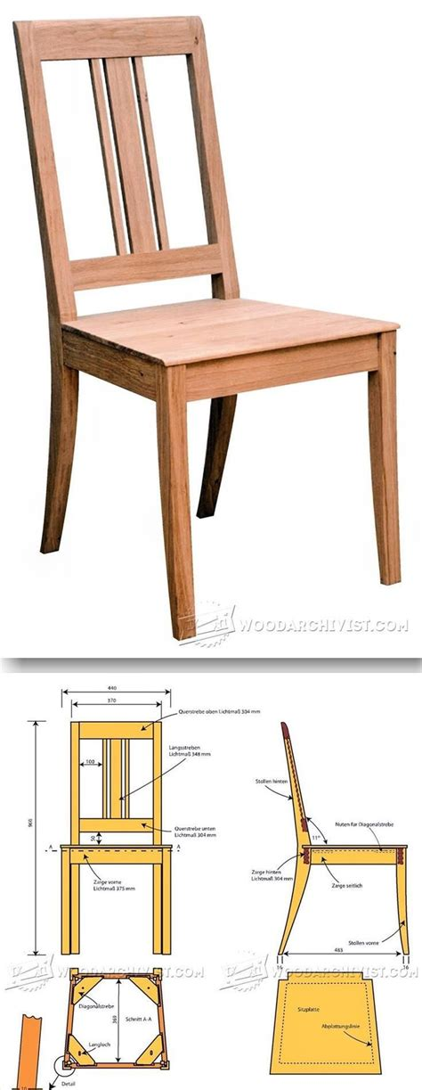 Dining Chair Plans 1000 Ideas About Diy Chair On Chair Makeover Painted Chairs And Dining Chair