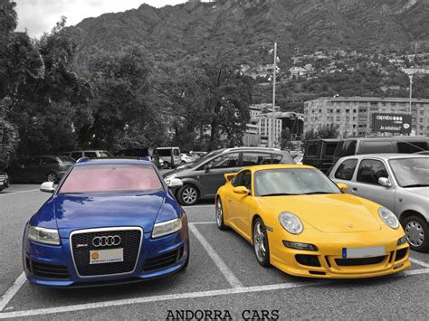 Audi Vs Porsche by Audi Vs Porsche All Andorra