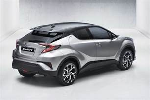 Toyota Cer Toyota C Hr Crossover Revealed Cars Co Za