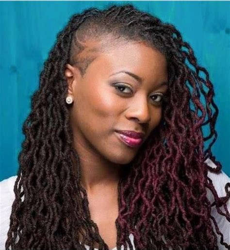 shaved dreadlock styles 1718 best images about loc stars on pinterest updo