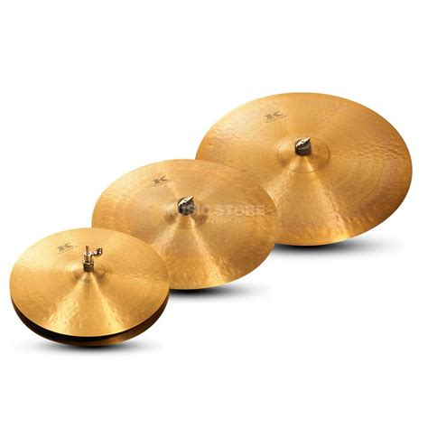 Cymbal Set zildjian kerope cymbal set