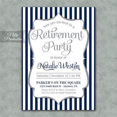 17 best ideas about retirement invitations on retirement retirement