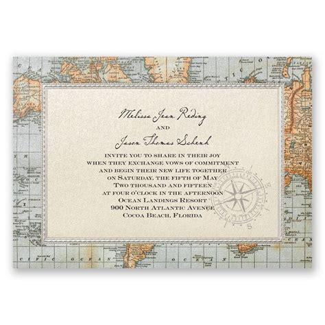 wedding invitations map best 25 map invitation ideas on map wedding