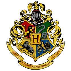 25 hogwarts crest ideas hogwarts seal hogwarts harry potter symbols