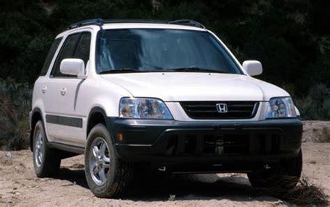 honda jeep 2000 2000 honda cr v information and photos zombiedrive