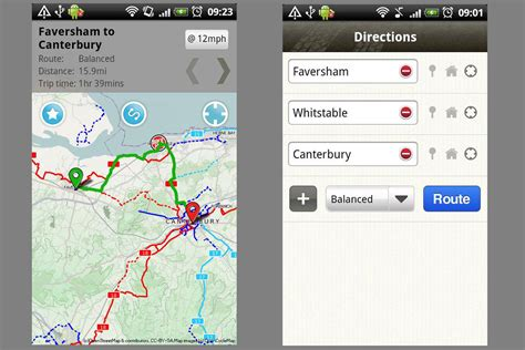 best bike route planner best cycling apps iphone and android tools for cyclists