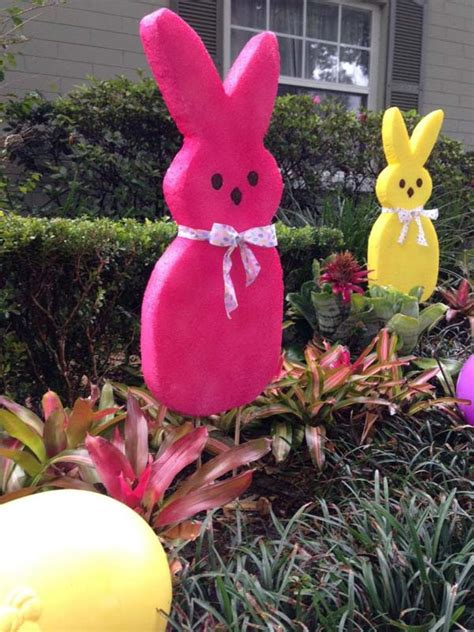 outdoor easter decorations www pixshark com images
