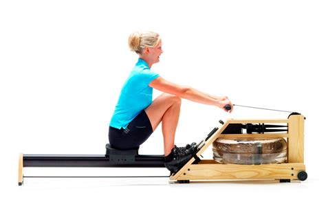 waterrower a1 home rowing machine for sale at helisports