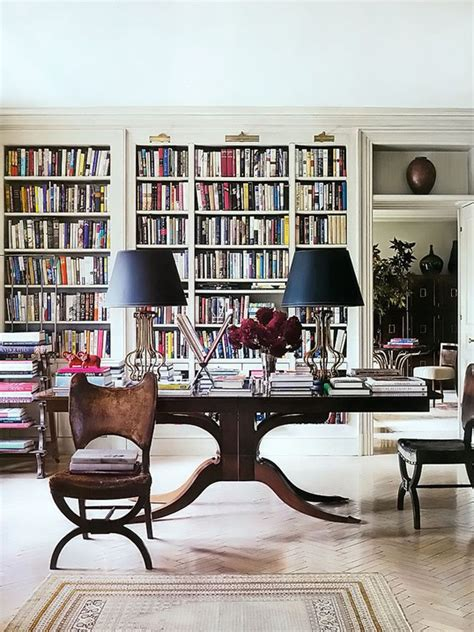 Home Office Design Books | modern home office library