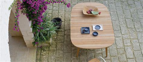 mobili per giardino tavoli da giardino per esterno di design unopi 249