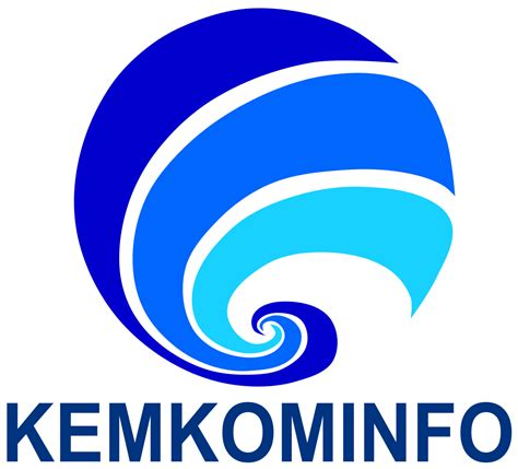 berkaslogo kemkominfo idsvg wikipedia bahasa indonesia