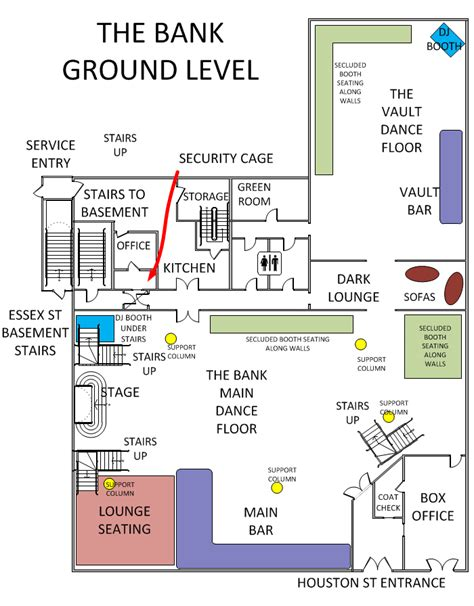 bank design floor plan pin sle of the floor plan and inventory hungarian on