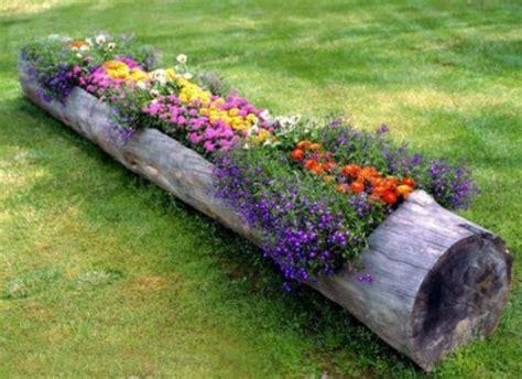 Gartendeko Baumstamm by Ausgefallene Gartendeko 15 Reizende Ideen F 252 R Ihre