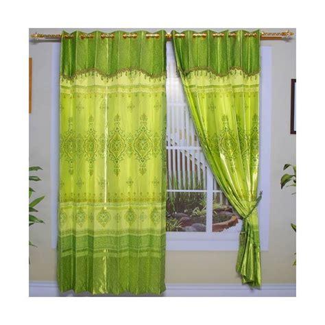 Gorden Warna Hijau jual butik gorden audi gorden jendela hijau