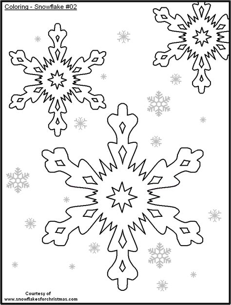 printable coloured snowflakes printable snowflake coloring pages coloring home